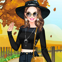 Free online flash games - A Countryside Walk Loligames game - Games2Dress