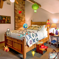 Lodge Room Hidden Objects
