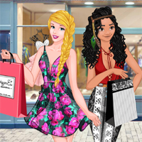Free online flash games - Ice Queen Opens Apparel Boutique MyCuteGames game - Games2Dress