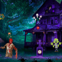 Free online flash games - ombies Abandoned Graveyard Escape Games2rule game - Games2Dress