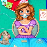 Sofia The First Tree Accident PlayRosy