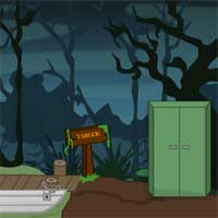 Free online flash games - MouseCity Creepy Swamp Escape game - Games2Dress