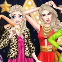 Free online flash games - Social Media Model Vs Runway Model game - Games2Dress