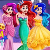 Free online flash games - Princess Fashionista In The Spotlight Cutezee game - Games2Dress