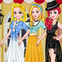 Free online flash games - Disney Princess Fashion Boutique game - Games2Dress
