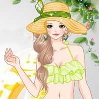 Free online flash games - Sunshine and Beach game - Games2Dress