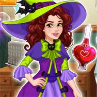 Free online flash games - Olivias Magic Potion Shop Girlg game - Games2Dress