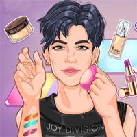Free online flash games - Beauty Guru Make Up Tips game - Games2Dress