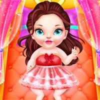 Free online flash games - Disney Descendants Babies game - Games2Dress
