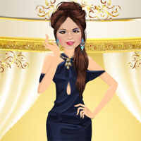 Free online flash games - Selena The Movie Star game - Games2Dress