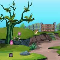 Free online flash games - Games4Escape Bunny Village Escape game - Games2Dress