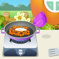 Free online flash games - Cooking Pumpkin Pie Cookinggamesclub game - Games2Dress