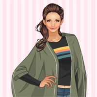 Free online flash games - Just Jackets game - Games2Dress