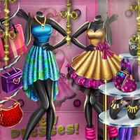 Free online flash games - Fashion Boutique Window AgnesGames game - Games2Dress