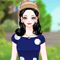 Free online flash games - Polka Dots game - Games2Dress