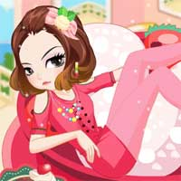 Free online flash games - I Love Ice cream 2 game - Games2Dress