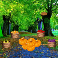Free online flash games - Fruits Valley Escape game - Games2Dress