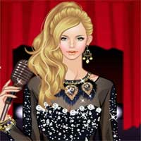 Free online flash games - Singing Auditions game - Games2Dress