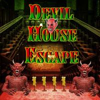Free online flash games - Abandoned Devil House Escape game - Games2Dress