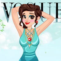 Free online flash games - Cover Girl Real Makeover game - Games2Dress