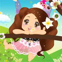 Adorable Baby Fairy IgirlsGames