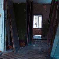 Free online flash games - EscapeFan Ghost Town Hospital Escape game - Games2Dress
