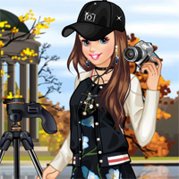 Free online flash games - Lets Photograph LoliGames game - Games2Dress