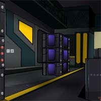 Free online flash games - KnfGame Escape From Space Research Center game - Games2Dress