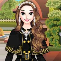 Free online flash games - Cloak Coats game - Games2Dress