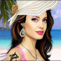 Free online flash games - Hollywood Hall of Fame 4 Titter game - Games2Dress