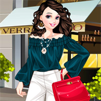 Free online flash games - Street Scene 2LoliGames game - Games2Dress
