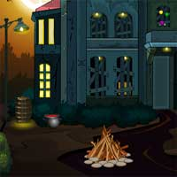 Free online flash games - MirchiGames Abandoned House Escape game - Games2Dress