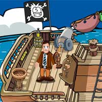 Free online flash games - Games2Jolly Rescue The Man From Ship game - Games2Dress