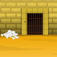 Free online flash games - MouseCity Sandy Ruins Escape game - Games2Dress