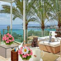 Free online flash games - 5nGames Escape Beach Resort game - Games2Dress