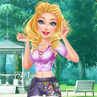 Free online flash games - Ellie Summer Week EgirlGames game - Games2Dress