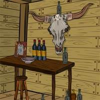 Free online flash games - EscapeGames3 Cowboy House Escape game - Games2Dress
