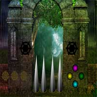 Free online flash games - Games4King Old Forest Bungalow Escape game - Games2Dress