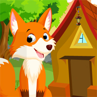 Cute Fox Rescue Games4King
