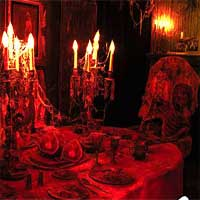 Free online flash games - Dracula Haunted House Escape game - Games2Dress
