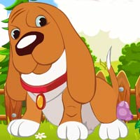 Free online flash games - G4K Puppy Rescue game - Games2Dress