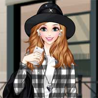 Free online flash games - New York Fashion Week game - Games2Dress
