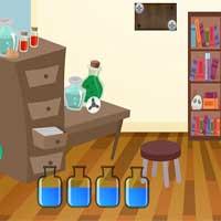 Free online flash games - EscapeFan Laboratory Escape game - Games2Dress