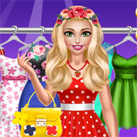 Free online flash games - Daisy Spring Day game - Games2Dress