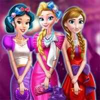 Free online flash games - Retro Prom Night GamesforGirls game - Games2Dress