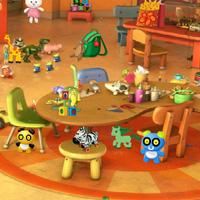 Free online flash games - Kindergarten Hidden Objects game - Games2Dress